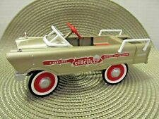 Hallmark Kiddie Car Classic Murray 1961 Big Top Circus Perfect For Kelly Doll