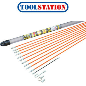 C.K MightyRod Standard Cable Rod 10m Set 10m
