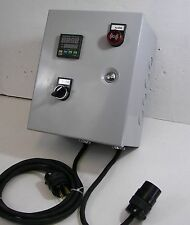 Temperature Control Panel - Industrial Thermocouple, RTD PT100 Control Panel
