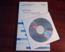 IBM IntelliStation User Guide and CD - with documentation M Pro Type 6868 work