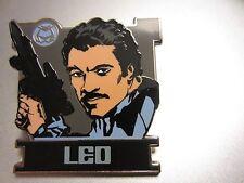 Disney Star Wars  2013 Signs Zodiac Mystery Pin Leo Lando Calrissian