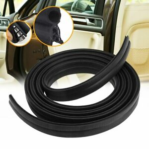 10feet Car Rubber Seal Trim Molding U Strip Door Edge Lock Protector All Weather