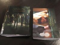 DC Arrow Season 3 Foil Parallel Base Card Set 1 - 82 Cryptozoic