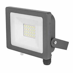 New Dusk till Dawn 30w LED Outdoor Spot Light Garden Security Floodlight