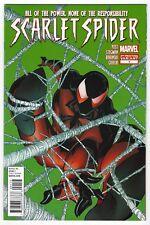 SCARLET SPIDER #1 | Vol. 2 | 3rd Print Green Cover Variant | RARE | 2012 | VF/NM