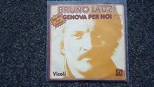 """Bruno LAUZI-Genova via noi 7"""" single GERMANY"""