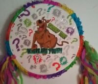 Scooby Doo!!Pinata Birthday Party Game  party Decoration   photo prop,