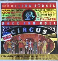 """Rolling Stones """"Rock and Roll Circus"""" 3 LP 180 Gram Vinyl EXPANDED EDITION LOOOK"""
