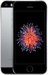 Apple iPhone SE 32GB Spacegray