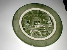 """Royal China USA COLONIAL HOMESTEAD 13"""" Chop Plate/Round Platter"""
