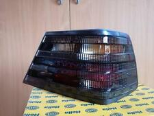 Mercedes W124 260 300D 500E 400E AMG Brabus HELLA Smoked Euro right rear light
