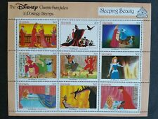 Grenada 1987 Mint Sheet Disney - Sleeping Beauty Coa