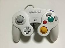 Nintendo Gamecube GC Controller Pad white game Accessories Japan