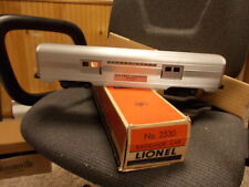 Lionel  2530 BAGGAGE CAR W BOX/INSERT???