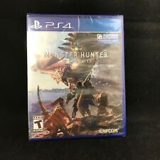 Monster Hunter World (PlayStation 4) BRAND NEW / Region Free