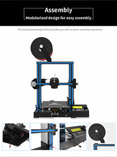 Upgraded  GT2560 A10 3D Printer Geeetech with filament Sensor