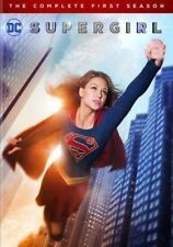 Supergirl The Complete First Season - DVD Region 1