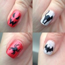 Halloween Vinyl Nail Stickers - 103 Per Sheet!