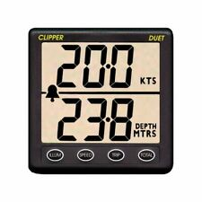 NASA Marine Replacement Clipper Duet Display Only Speed & Depth  CLIP-DUETDS
