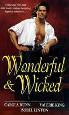 Wonderful and Wicked by Carola Dunn, etc. (2000, Paperback)  ***Brand NEW!!***