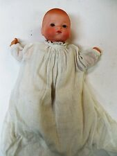 Bisque Head Am Doll Lot 55