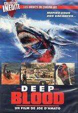 Deep Blood DVD Croco Films Joe D'Amato Sharksploitation