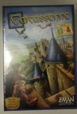Carcassonne Game Includes Mini Expansion The River & The Abbot