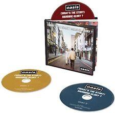 OASIS-(WHAT'S THE STORY) MORNING...-JAPAN 3 CD+BOOK BONUS TRACK Ltd/Ed J50