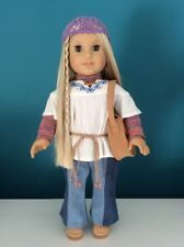 Genuine American Girl Doll Clothes Julie Albright 1974 plus accessoires