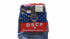 Lot of 2 Military Surplus DSCP Navy Blue t-shirt XXL 2X LARGE SHORT SLEEVE