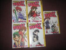 Tokyopop Manga - Comic Party vol 1-5 complete Sekihiko Inui