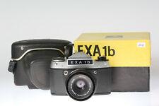 EXA 1b mit Pentacon 3,5/30mm Tasche und OVP