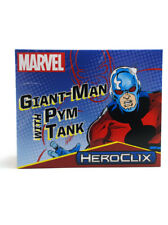 Marvel Heroclix Giant Man with Pym Tank 2017 Convention Exclusive LE New In Box