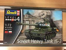 Revell 03269 Soviet heavy Tank IS-2 escala 1/72