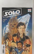 Marvel Comics Solo a Star Wars Story #1 December 2018 1st Print NM