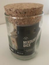 Mixology Cocktail Dice - Includes 8 Dice & Instructions - Alcohol Not Included!