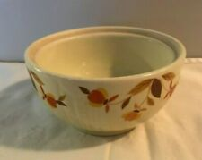 Vintage Hall's Superior Jewel Tea Autumn Leaf - Grease bowl without lid