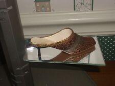 2000 -Just The Right Shoe -Raine Collection-Pretty Penny Figurine-Nib