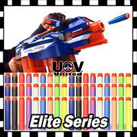 Lot Refill Soft Bullet Darts for Nerf N-strike Elite Series Blasters Toy Gun Kid