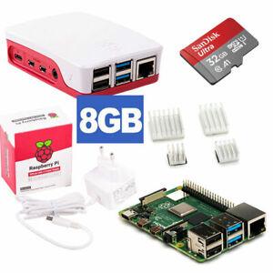 ARaspberry Pi 4 Model B Broadcom 2837 ARMv8 64bit 4GHz 8GB RAM WiFi...