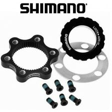 Shimano CenterLock Rotor Adapter SM-RTAD05, to fit 6-Bolt Rotor to C/Lock Wheel