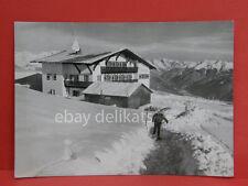 BRUNECKER HAUS BRUNICO Kronplatz plan de Corones Bolzano vecchia cartolina