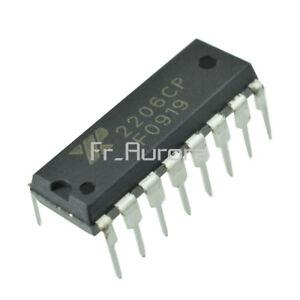 XR-2206 XR2206CP XR2206 Monolithic Generator DIP IC