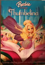 Barbie Presents Thumbelina DVD