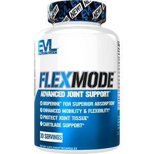 Evlution Nutrition Flex Mode | Joint & Mobility Support | Pain Support