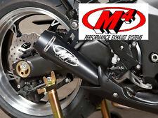 M4 Exhaust Kawasaki Z1000 / NINJA 1000 2010-2016 GP slip on with dual mufflers