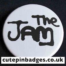 Badges/Pin The Jam Memorabilia
