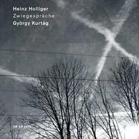 Heinz Holliger - Zwiegespräche: Holliger And Kurtág (NEW CD)