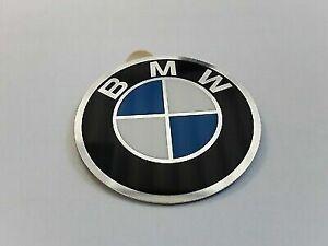 BMW Wheel Center Cap Sticker 57mm E23 E24 528i 530i 733i Bavaria 3613118106 SET