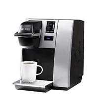 Keurig K150p Commercial K-Cup Pod Coffee Maker Direct water Supply - FOR PARTS